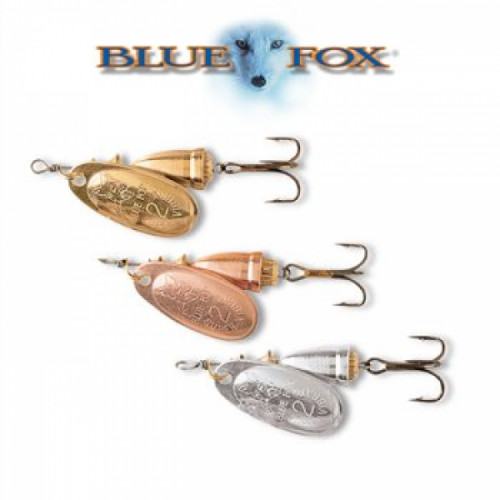 Набор блесен Blue Fox Original