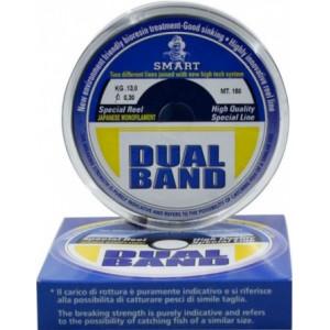 Леска SMART Dual Band 150m 0.18mm
