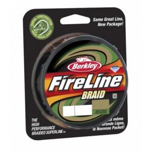 Плетеный шнур Berkley Fireline Braid 110m 0,28mm 29.4kg