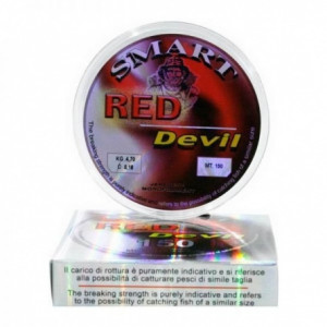 Леска SMART Red Devil 150m 0.25mm