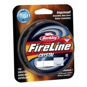Плетеный шнур Berkley Fireline Crystal 110m 0.20mm 13.2kg