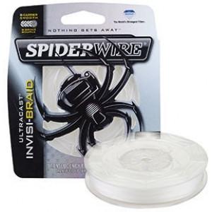 Плетеный шнур Spiderwire Ultracast 8 Invisi 110m 0.35mm 36.5kg