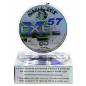 Леска SMART Exel 57 50m 0.22mm