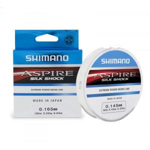 Леска зимняя Shimano Aspire Silk S Ice 50м 0.30мм