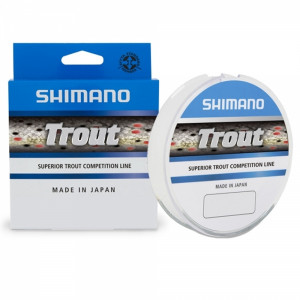 Леска Shimano Trout 150m 0.255mm 6.7кг