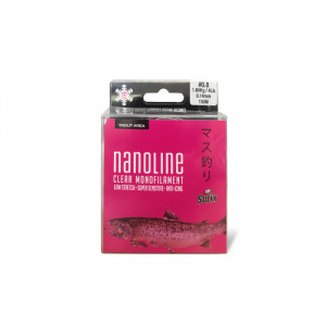 Леска Sufix Nanoline Trout 150м прозрачная 0.20мм 3.5кг